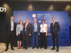 Participation of a Monegasque delegation in the International Economic Forum in St. Petersburg